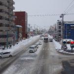 稲穂十字街。